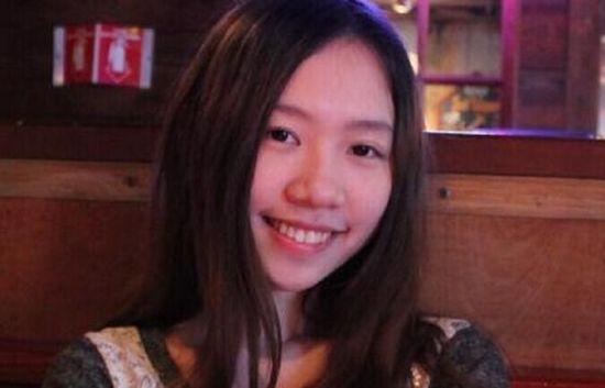 遇害中国女留学生邵童生活照