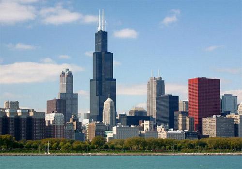 芝加哥威利斯大厦仍比纽约新